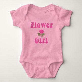 Pretty Flower Girl Products Baby Bodysuit