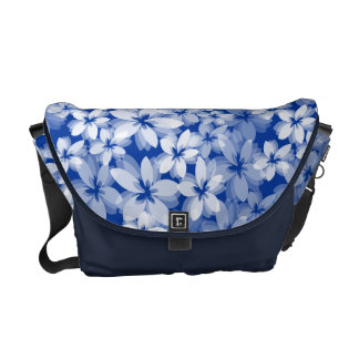 Pretty Flowers Courier Bag