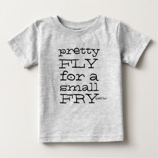 Pretty Fly - MzSandino Baby T-Shirt