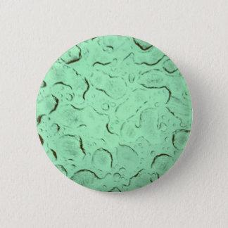 Pretty Frozen Drops on Glass Color Swap 2 Inch Round Button