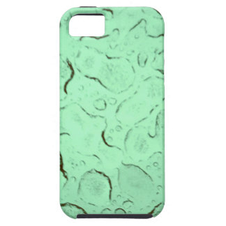 Pretty Frozen Drops on Glass Color Swap iPhone 5 Cover