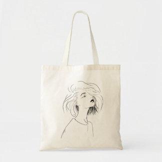 Pretty girl bag
