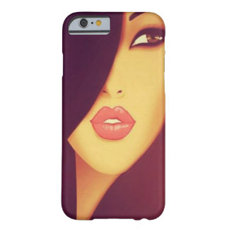 Pretty girl - iPhone 6 case Barely There iPhone 6 Case