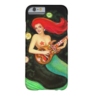 Pretty Girl Mermaid Tiki Music iPhone 6 case Barely There iPhone 6 Case