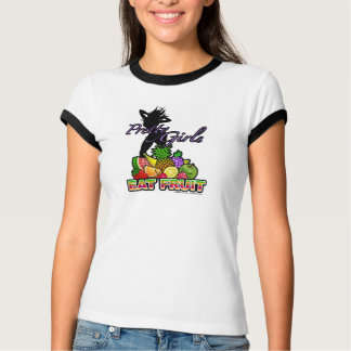 Pretty Girls Eat Fruit T-Shirt