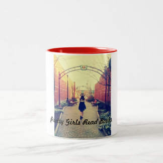 Pretty Girls Read Books! Mug