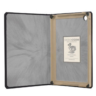 Pretty Gray Splash iPad Mini Covers
