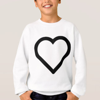 Pretty Heart Sweatshirt