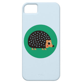 Pretty hedgehog case for the iPhone 5