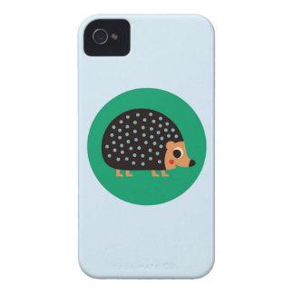 Pretty hedgehog Case-Mate iPhone 4 case