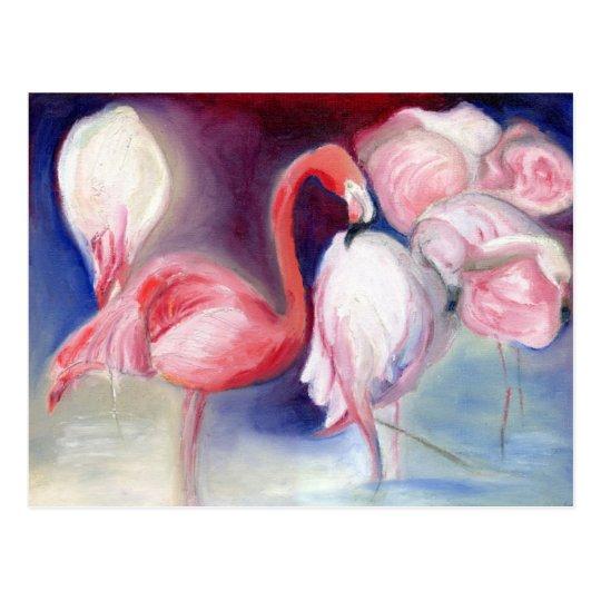 Pretty in Pink 2012 Postcard
