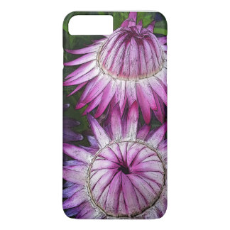 Pretty in Pink Flower Lovers IPhone  7 case