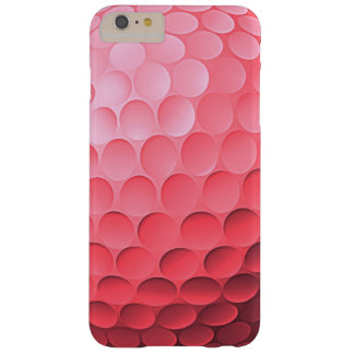 Pretty in Pink G Ball Barely There iPhone 6 Plus Case