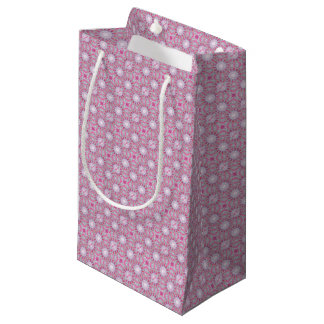 Pretty in Pink (k359) Small Gift Bag