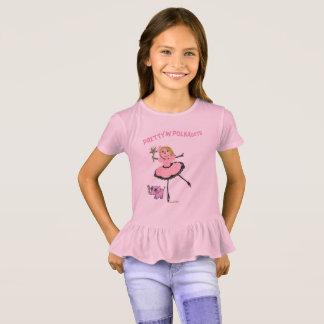 Pretty in Pink & Polka Dots T-Shirt