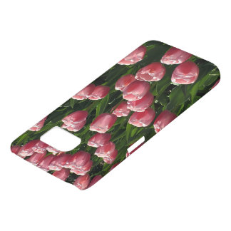 Pretty in Pink Tulips Samsung Galaxy S7 Case