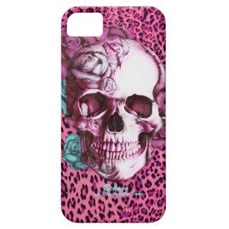 Pretty in Punk Shocking Leopard Products! thnx PJ iPhone 5 Case