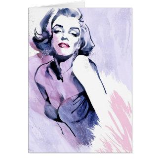 Pretty in Purple Card