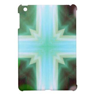 Pretty Inspirational Cross Shaped Pattern iPad Mini Case