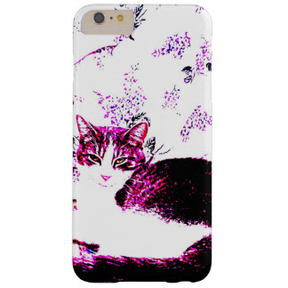Pretty Kitty Barely There iPhone 6 Plus Case