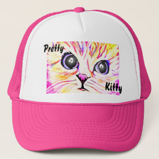 Pretty Kitty Hat