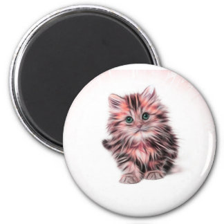 Pretty Kitty Magnet