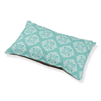 Pretty Lace Mint Dog Bed for Fur Baby Fur Child Small Dog Bed
