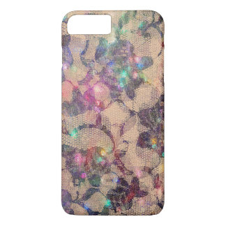 Pretty Lace Roses Case-Mate iPhone Case