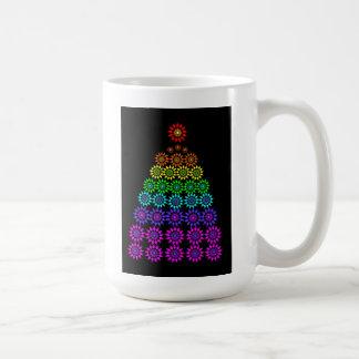 Pretty Lights Christmas Mug