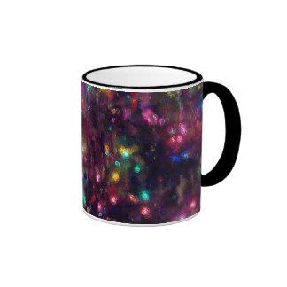 Pretty Lights Impression Ringer Mug