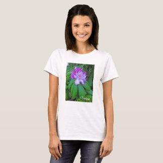Pretty Lilac-Colored Azalea T-Shirt