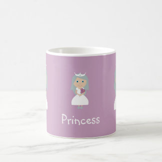 Pretty lilac Princess mug