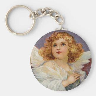 Pretty Little Angel - Keychain