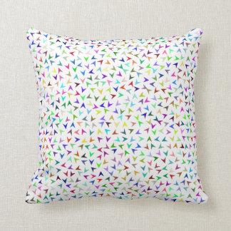 Pretty Little Arrows Design Throw Pillow