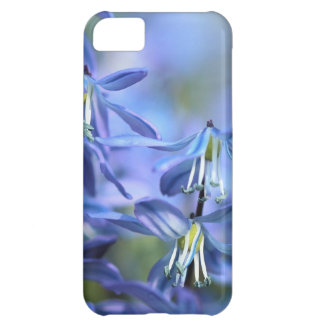 Pretty Little Bluebells iPhone 5C Cases