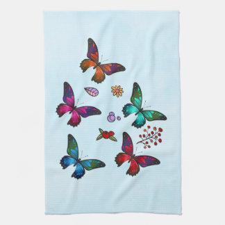 Pretty Little Butterflies Kitchen Towel