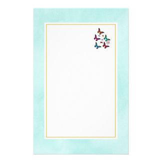 Pretty Little Butterflies Stationery