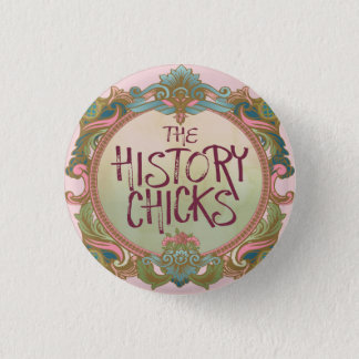 Pretty Little Logo 1 Inch Round Button