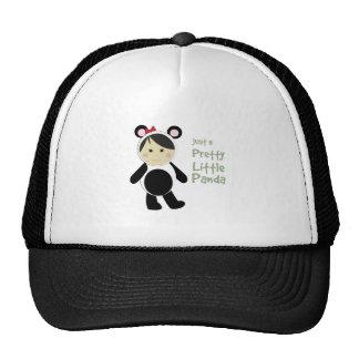 Pretty Little Panda Trucker Hat