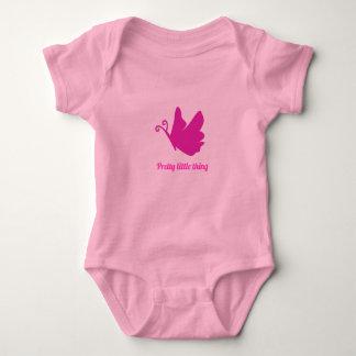 Pretty little thing best baby bodysuit