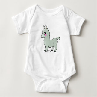 Pretty Llama Baby Bodysuit