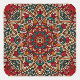 Pretty Mandala Sticker