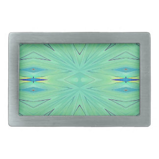 Pretty  Mint Green Aqua Pastel Spring Belt Buckle