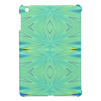 Pretty  Mint Green Aqua Pastel Spring Cover For The iPad Mini