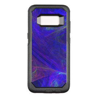 Pretty Misty Swirls of Pinks Greens Blues OtterBox Commuter Samsung Galaxy S8 Case