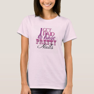 Pretty Nails T-shirt