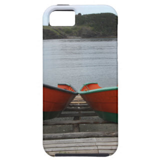 Pretty Newfoundland Boats iPhone 5 Covers