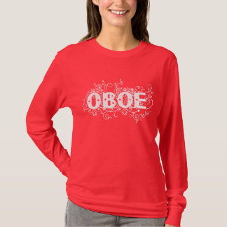 Pretty Oboe T-shirt for Women