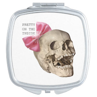 Pretty on the inside compact mirrors