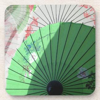 Pretty Parasols Coasters